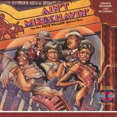 Ain't Misbehavin' Soundtrack CD. Ain't Misbehavin' Soundtrack