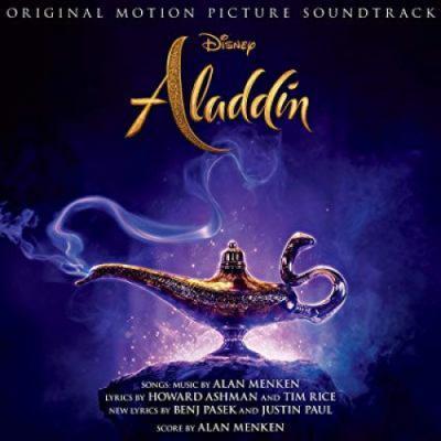 Aladdin The Movie Soundtrack CD. Aladdin The Movie Soundtrack