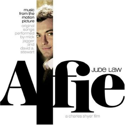Alfie Soundtrack CD. Alfie Soundtrack