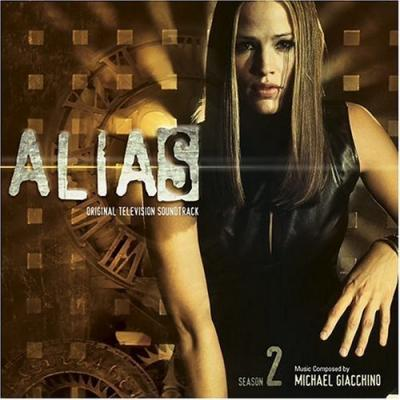 Alias - Season 2 Soundtrack CD. Alias - Season 2 Soundtrack