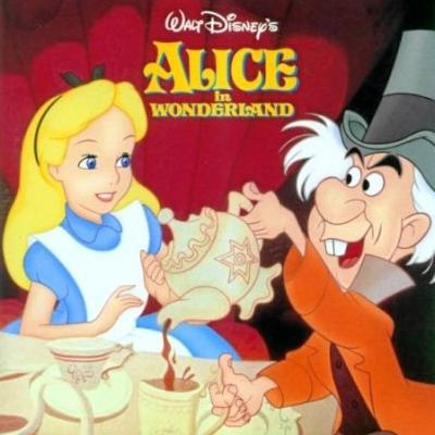 Alice in Wonderland Soundtrack CD. Alice in Wonderland Soundtrack