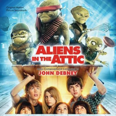 Aliens In The Attic Soundtrack CD. Aliens In The Attic Soundtrack