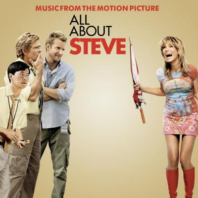 All About Steve Soundtrack CD. All About Steve Soundtrack