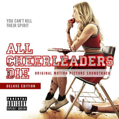 All Cheerleaders Die Soundtrack CD. All Cheerleaders Die Soundtrack