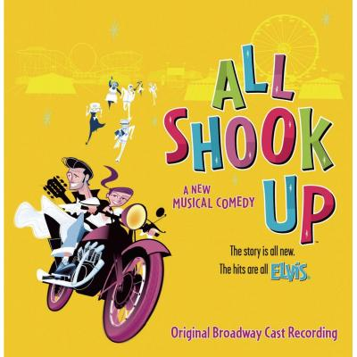 All Shook Up Soundtrack CD. All Shook Up Soundtrack
