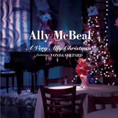 Ally McBeal: A Very Ally Christmas Soundtrack CD. Ally McBeal: A Very Ally Christmas Soundtrack
