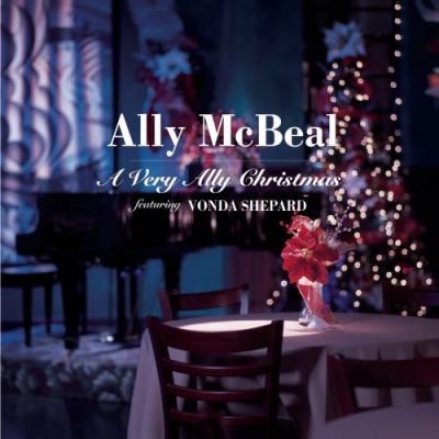 Ally McBeal: A Very Ally Christmas Soundtrack CD. Ally McBeal: A Very Ally Christmas Soundtrack