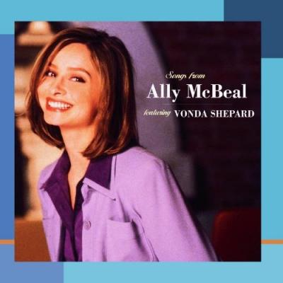 Ally McBeal: More Songs Soundtrack CD. Ally McBeal: More Songs Soundtrack