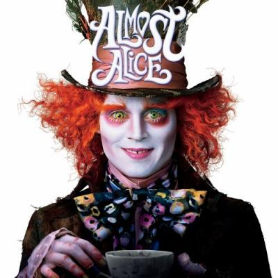 Almost Alice Soundtrack CD. Almost Alice Soundtrack