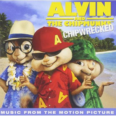 Alvin & The Chipmunks: Chipwrecked Soundtrack CD. Alvin & The Chipmunks: Chipwrecked Soundtrack