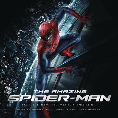 Amazing Spider Man, The Soundtrack CD. Amazing Spider Man, The Soundtrack