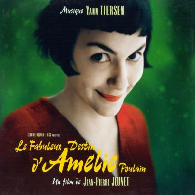 Amelie Soundtrack CD. Amelie Soundtrack