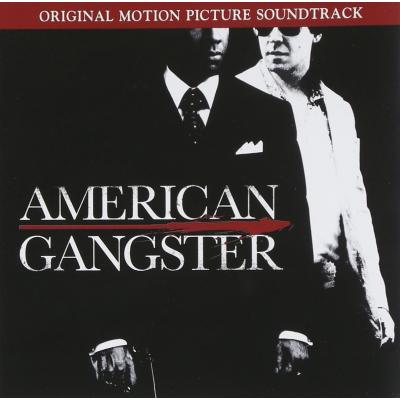 American Gangster Soundtrack CD. American Gangster Soundtrack