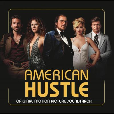 American Hustle Soundtrack CD. American Hustle Soundtrack
