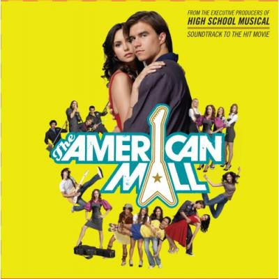 American Mall Soundtrack CD. American Mall Soundtrack