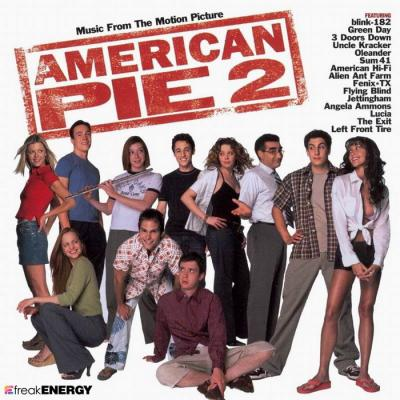 American Pie 2 Soundtrack CD. American Pie 2 Soundtrack