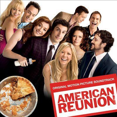 American Reunion Soundtrack CD. American Reunion Soundtrack