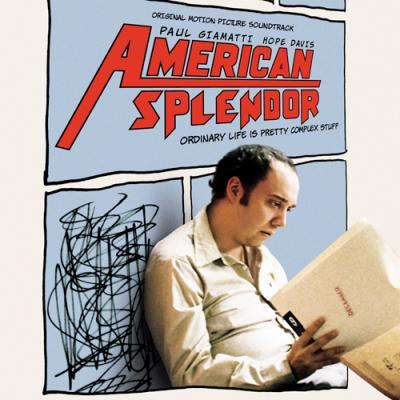 American Splendor Soundtrack CD. American Splendor Soundtrack