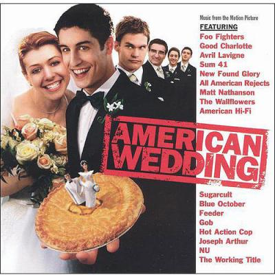 American Wedding Soundtrack CD. American Wedding Soundtrack