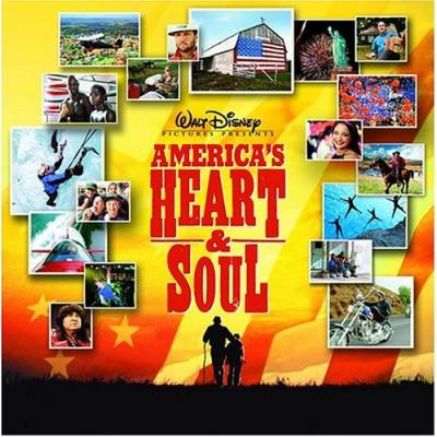 America's Heart & Soul Soundtrack CD. America's Heart & Soul Soundtrack