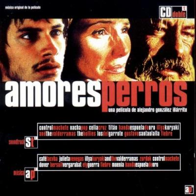 Amores Perros Soundtrack CD. Amores Perros Soundtrack