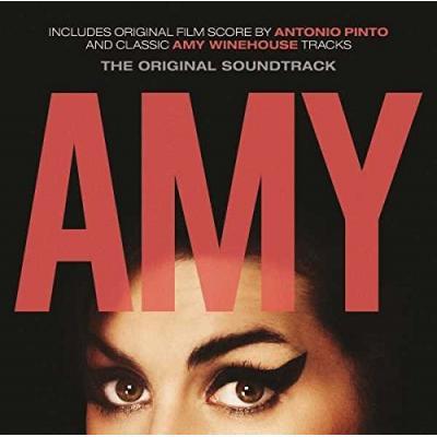 Amy Soundtrack CD. Amy Soundtrack