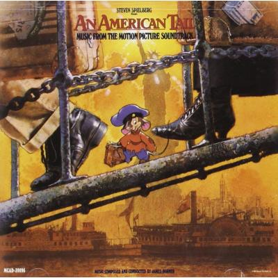 An American Tail Soundtrack CD. An American Tail Soundtrack