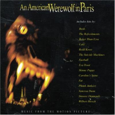 An American Werewolf In Paris Soundtrack CD. An American Werewolf In Paris Soundtrack