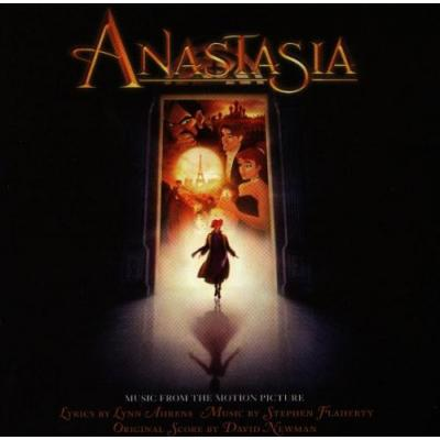 Anastasia Soundtrack CD. Anastasia Soundtrack