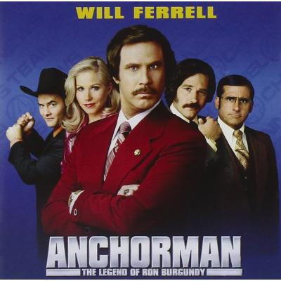 Anchorman Soundtrack CD. Anchorman Soundtrack
