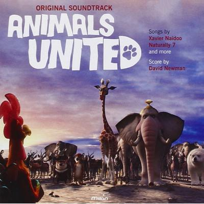 Animals United Soundtrack CD. Animals United Soundtrack
