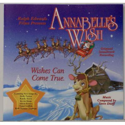 Annabelle's Wish Soundtrack CD. Annabelle's Wish Soundtrack Soundtrack lyrics
