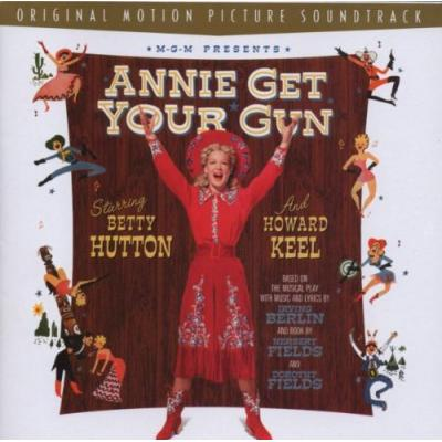 Annie Get Your Gun Soundtrack CD. Annie Get Your Gun Soundtrack