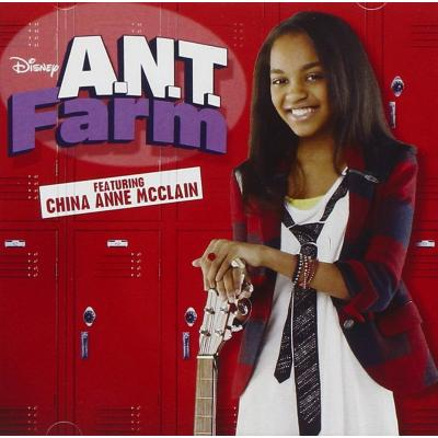 A.N.T. Farm Soundtrack CD. A.N.T. Farm Soundtrack