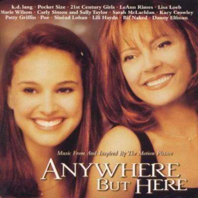 Anywhere But Here Soundtrack CD. Anywhere But Here Soundtrack Soundtrack lyrics