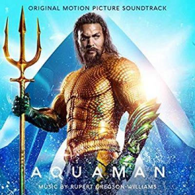 Aquaman Soundtrack CD. Aquaman Soundtrack