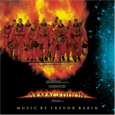 Armageddon Soundtrack CD. Armageddon Soundtrack