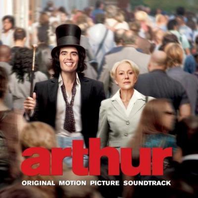 Arthur Soundtrack CD. Arthur Soundtrack