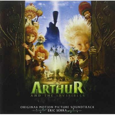 Arthur and The Invisibles Soundtrack CD. Arthur and The Invisibles Soundtrack