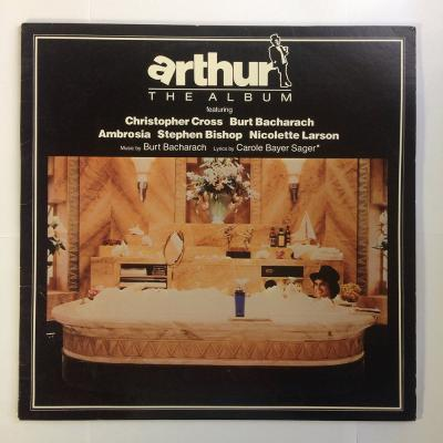 Arthur - The Album Soundtrack CD. Arthur - The Album Soundtrack