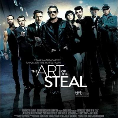 Art of the Steal, The Soundtrack CD. Art of the Steal, The Soundtrack