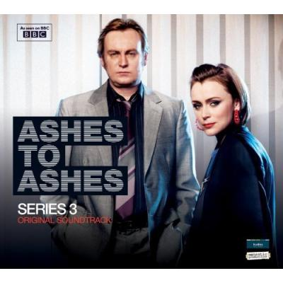 Ashes To Ashes Series 3 Soundtrack CD. Ashes To Ashes Series 3 Soundtrack
