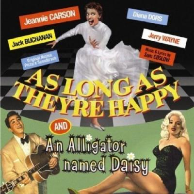 As Long as They're Happy Soundtrack CD. As Long as They're Happy Soundtrack
