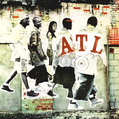 ATL Soundtrack CD. ATL Soundtrack