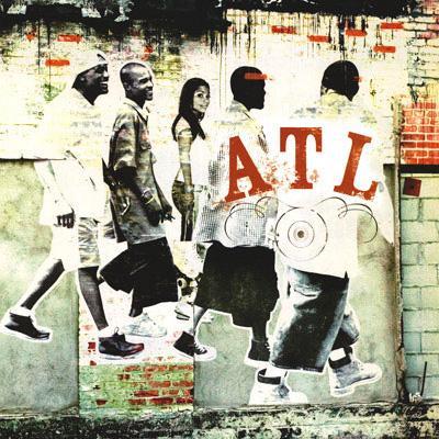 ATL Soundtrack CD. ATL Soundtrack