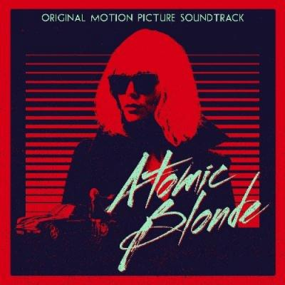 Atomic Blonde Soundtrack CD. Atomic Blonde Soundtrack