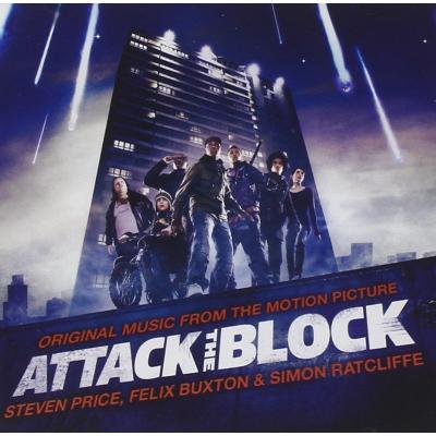 Attack the Block Soundtrack CD. Attack the Block Soundtrack