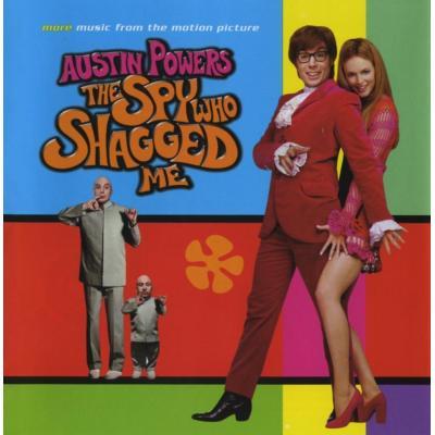 Austin Powers: The Spy Who Shagged Me Soundtrack CD. Austin Powers: The Spy Who Shagged Me Soundtrack