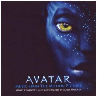 Avatar Soundtrack CD. Avatar Soundtrack