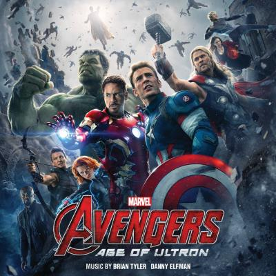Avengers: Age of Ultron, The Soundtrack CD. Avengers: Age of Ultron, The Soundtrack